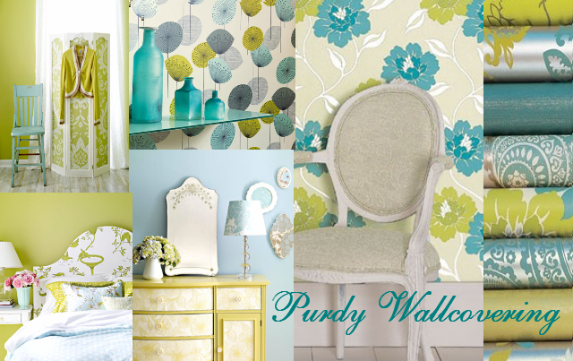 Purdy Wallcovering