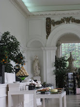 The Orangery Tea Room at Kensington Palace