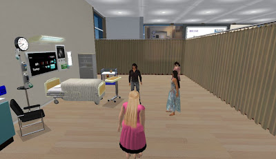 TLC Babies Maternity Pediatric Clinic which is owned by Contessa Marquez in Second Life