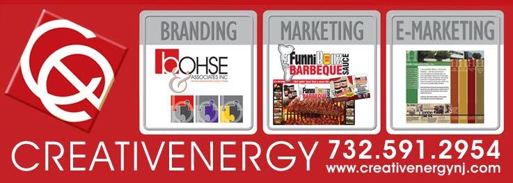 CreativEnergy - Branding/Marketing/E-Marketing