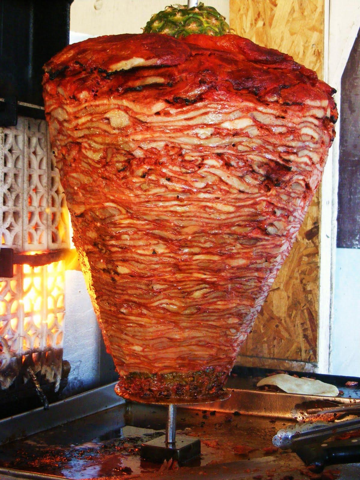 ... Gourmet LA: Tacos Leo(La Brea and Venice): A Tacos Al Pastor Primer