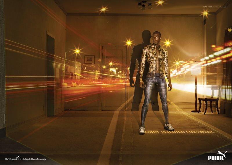 Puma Lift Shoe Ad Campaign