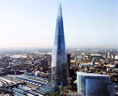 The Shard By Renzo Piano