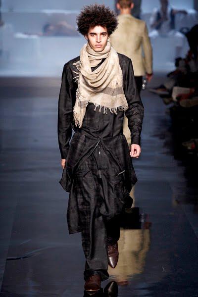Paris Fashion Week Jean Paul Gaultier Ss11 Menswear