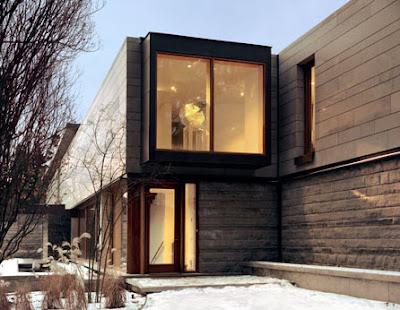 Hariri Pontarini Architects Art Collectors Residence