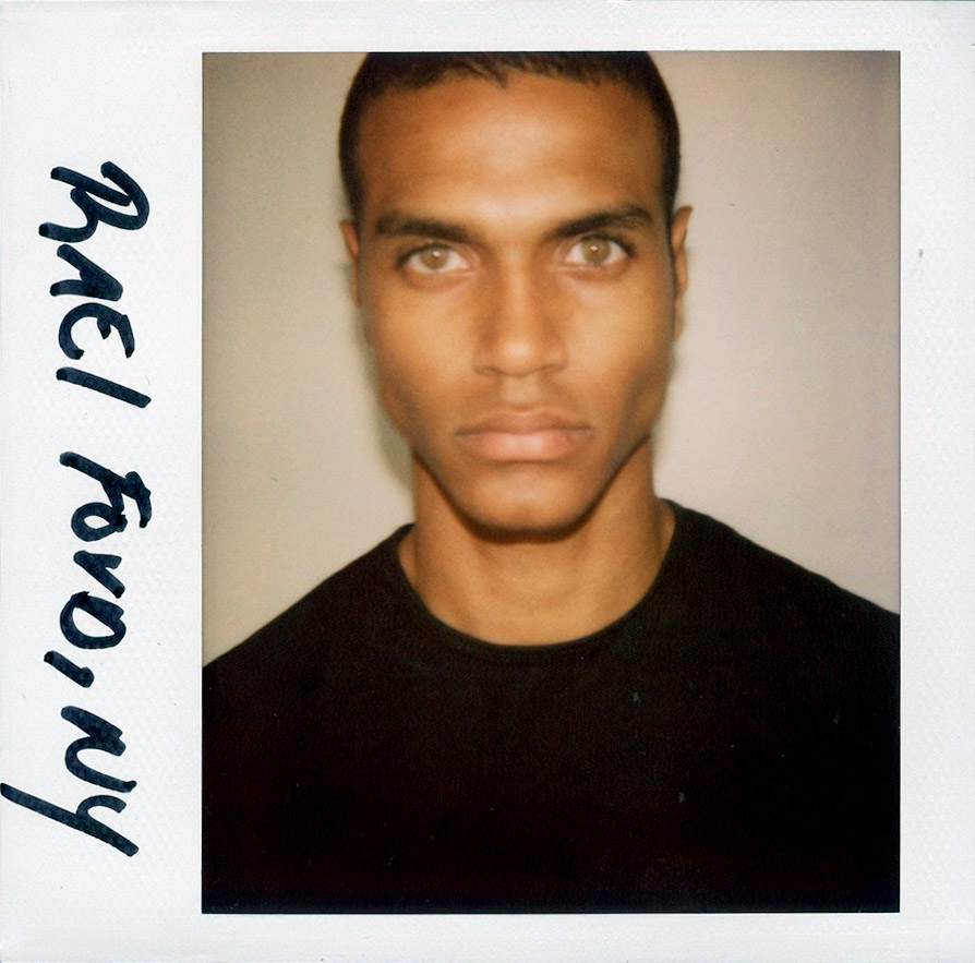 Rael costa polaroids for Ford male models salary