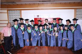 Class 7 Graduation Ceremony Photo -05-Sep-2009