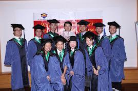Class 8 Graduation Ceremony Photo -05-Sep-2009