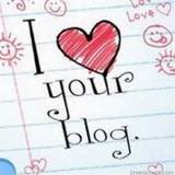 I love your blog award from Nicoletta
