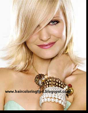 Celebrity Hair Colour Ideas