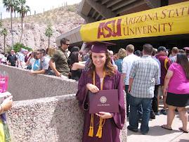 Whitney's Graduation