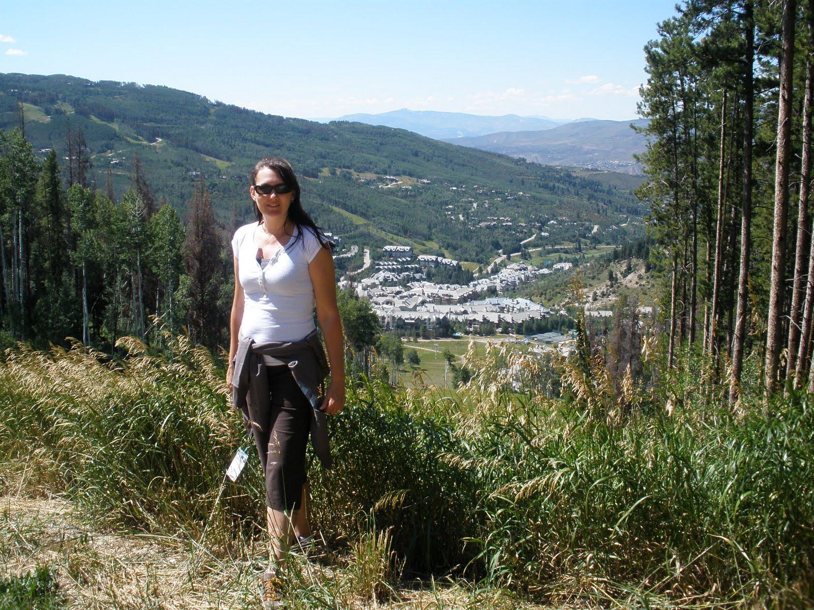 Beaver Creek Mountain Hiking