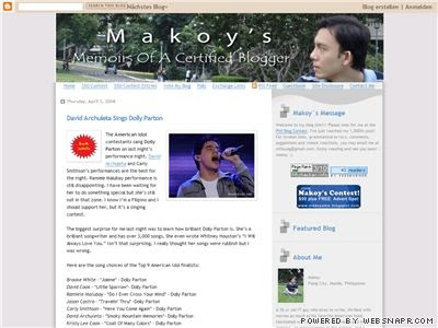 http://makoyskie.blogspot.com: Life on a Square Screen