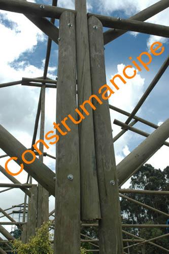 Estructuras Para parques y Apoyos