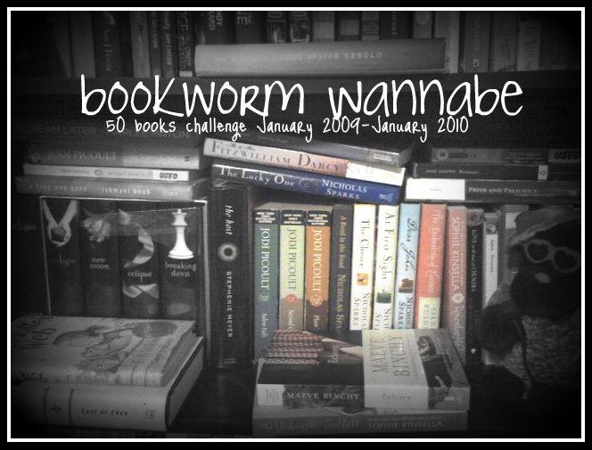 Bookworm Wannabe