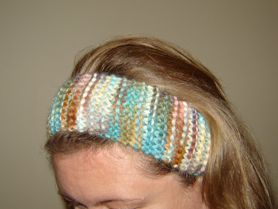 Nurseyknitter: Can you ear me now? - Alpaca headband