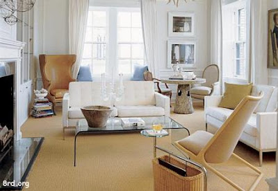 Colores para el sal n living o sala de estar - Combinacion de colores para pintar un salon ...
