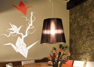 Entre colores de paredes y vinilos decorativos - Vinilos decorativos para exteriores ...