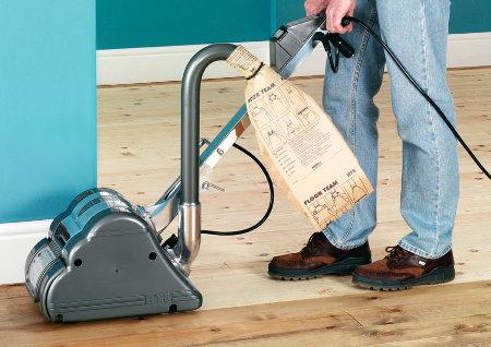 Pulir pisos de madera - Como lijar madera ...
