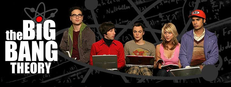 bigbang banner The Big Bang Theory 3ª Temporada AVI Dublado