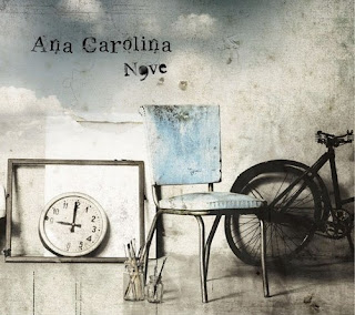 Cd Ana Carolina - Nove