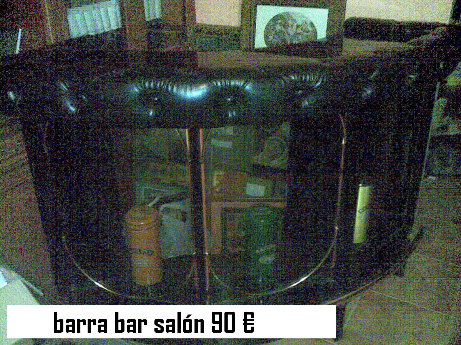 Venta mobiliario por traslado urgente barra bar sal n - Barra bar salon ...