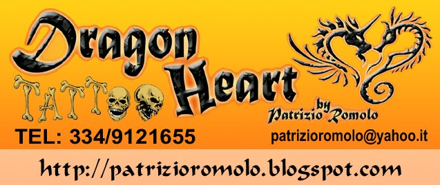 Dragon Heart Tattoo