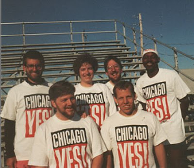 5K running team: Chicago Yes!