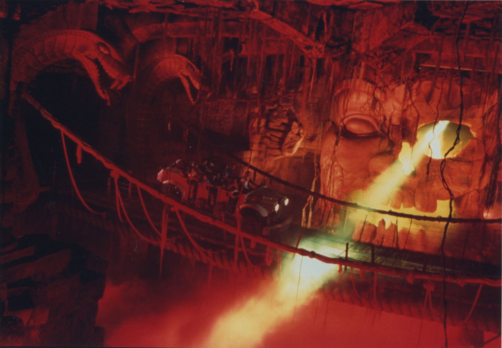 Indiana Jones Adventure ride (courtesy of wdwmagic.com)