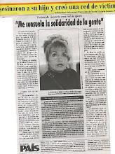 Entrevista por el Diario El Nuevo País.