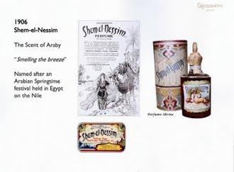 Shem-el-Nessim Eau de Parfum Vintage