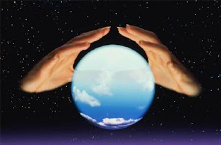 crystal ball S'WOT's Up?  The Future, That's What: Your  Crystal Ball for Business Success