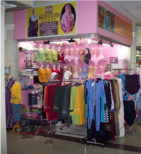 Ruzika Moslem Outlet Bogor Trade Mall lt. Ground A9/5