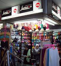 Rumah Kerudung Lamara, Sentra Grosir Cikarang lt. 1 no. 125