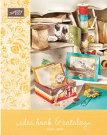 Stampin Up Idea Book &amp; Catalog Fall Winter 2008