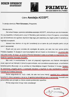 Sorin Oprescu – un securist cu acte în regulă