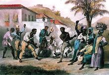 "ICONOGRAFIA ______________ ""Jogar Capoeira ou Danse de la Guerre"" (1835)"