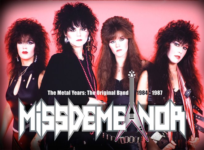 Missdemeanor: The Metal Years 1984 - 1987