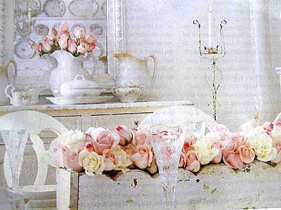 Shabby chic con amore casa shabby chic shabby chic een geweldige stijl - Chique campagne ...