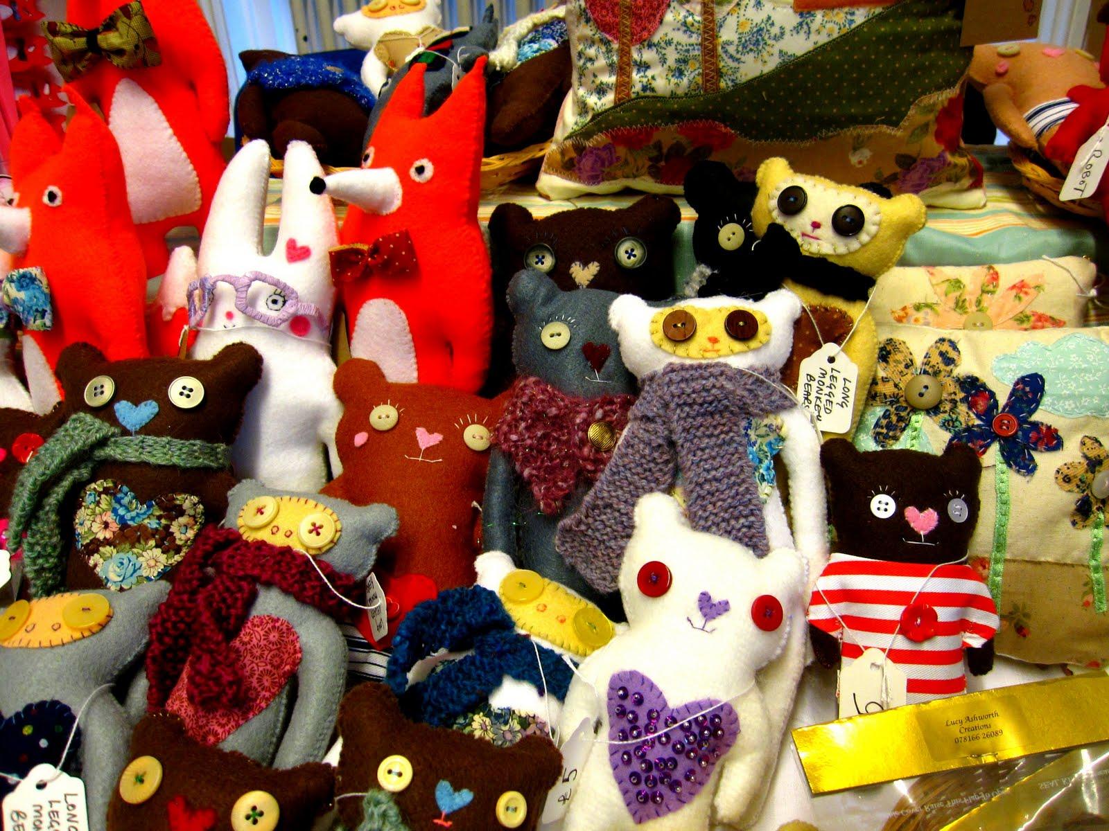 Little things i make christmas craft fair 1 for Things to make for christmas craft fairs