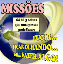 Siga o blog: programafazendomissoes.blogspot.com