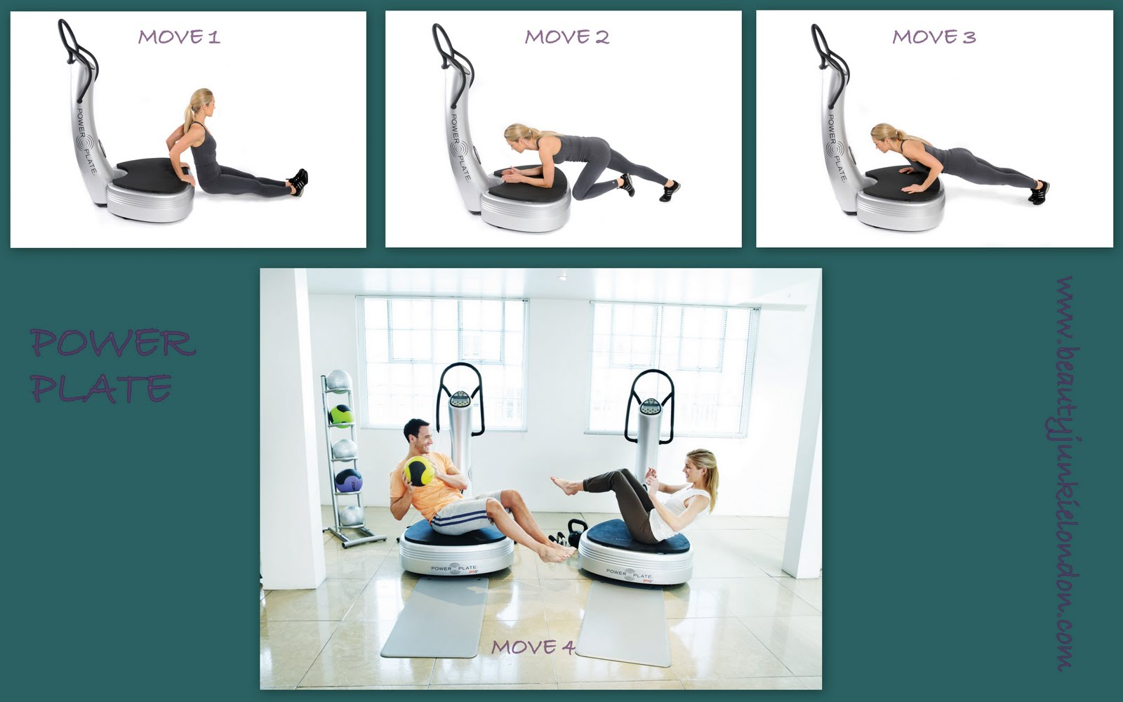 power plate update a beauty junkie in london. Black Bedroom Furniture Sets. Home Design Ideas