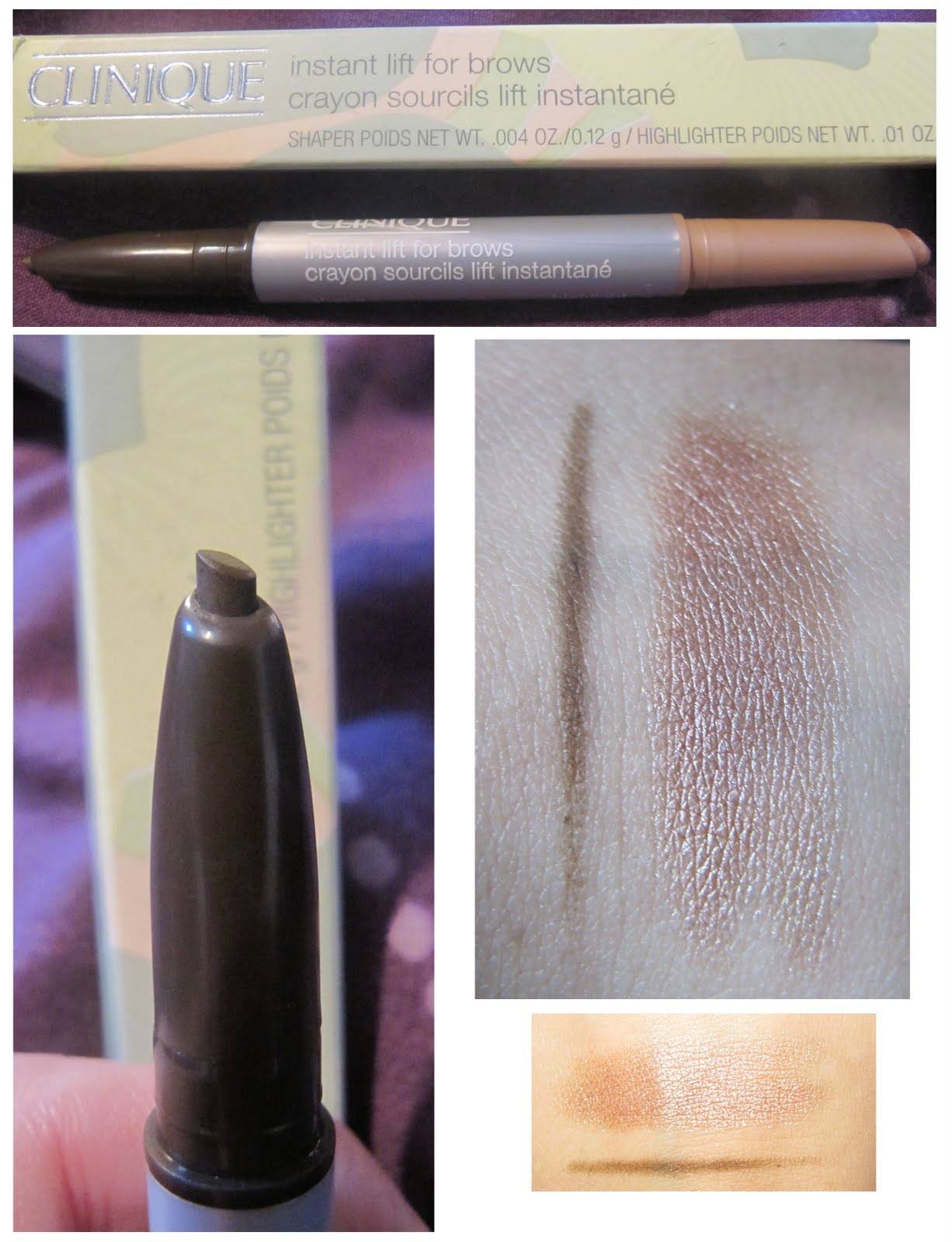 Guest Review Clinique Instant Lift For Brows A Beauty Junkie In