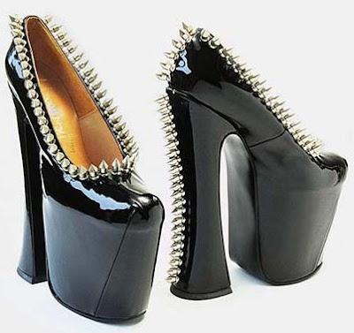 vivienne westwood punk clothes. Punk shoes - Vivienne Westwood