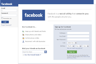 How to confirm my email address on facebook