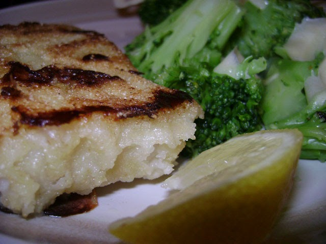 Bon app tit cornmeal pan fried fish for Pan fried fish fillet recipes