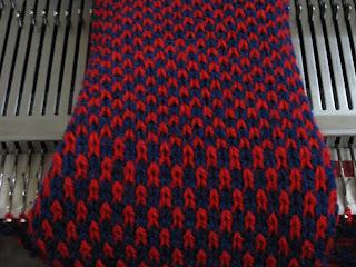 Machine Knitting Fun Using My Punch Cards