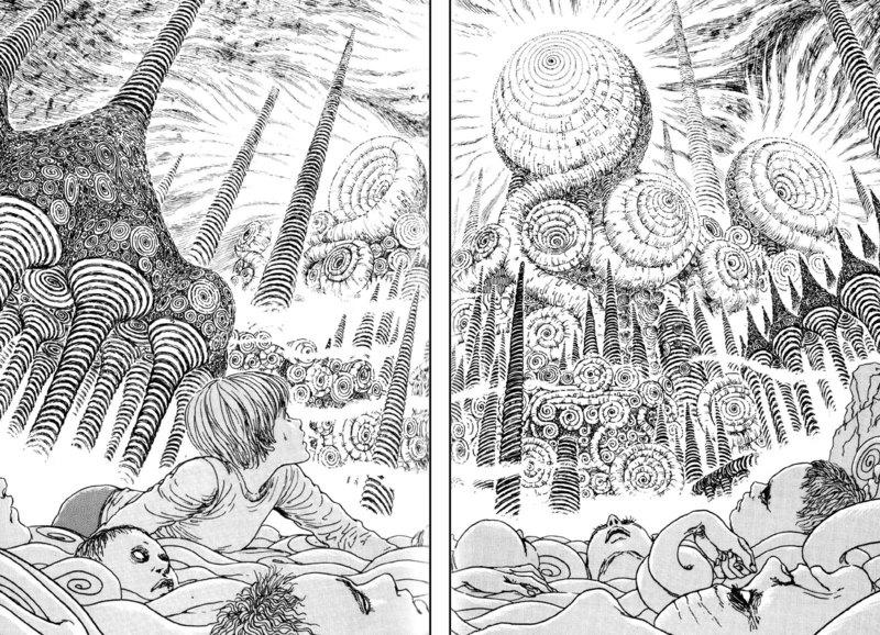 Uzumaki – Vòng Xoắn Ốc chap 19 – Kết thúc Trang 13 - Mangak.info
