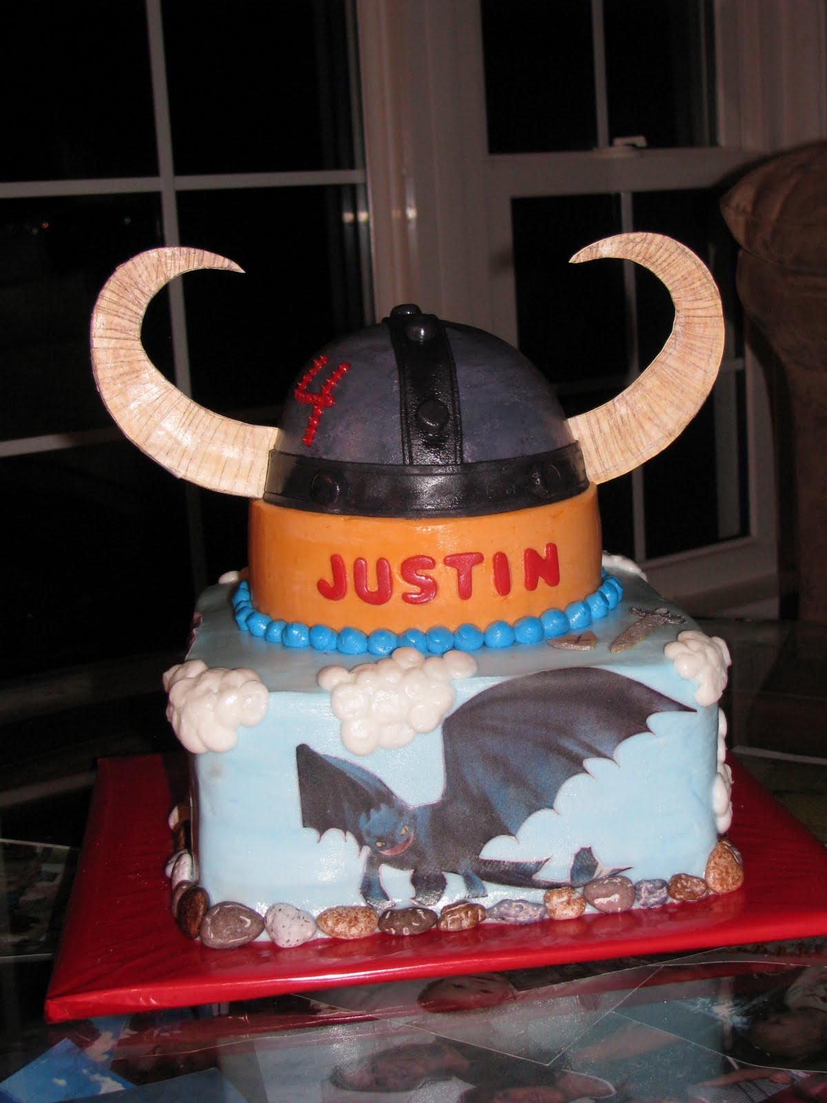 Love eden cake how to train your dragon cake how to train your dragon cake ccuart Images