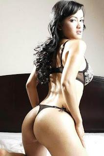 sexy gambar Julia Perez pantat